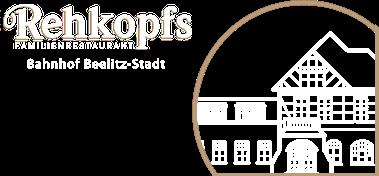 Rehkopfs Familienrestaurant Logo